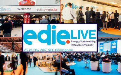 Join us at Edie Live 2017 – 23,24 May 2017