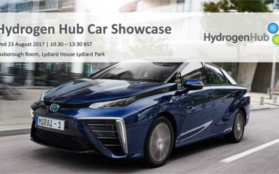 Hydrogen Hub Car Showcase