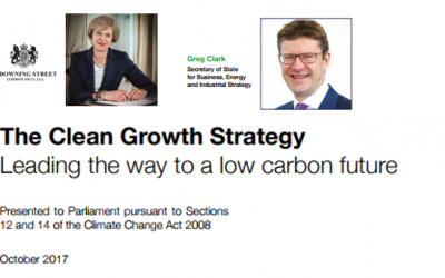 Hydrogen Hub welcomes the Clean Growth Plan