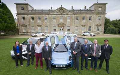 A great green day in Swindon – Showcasing the best of Hydrogen Cars