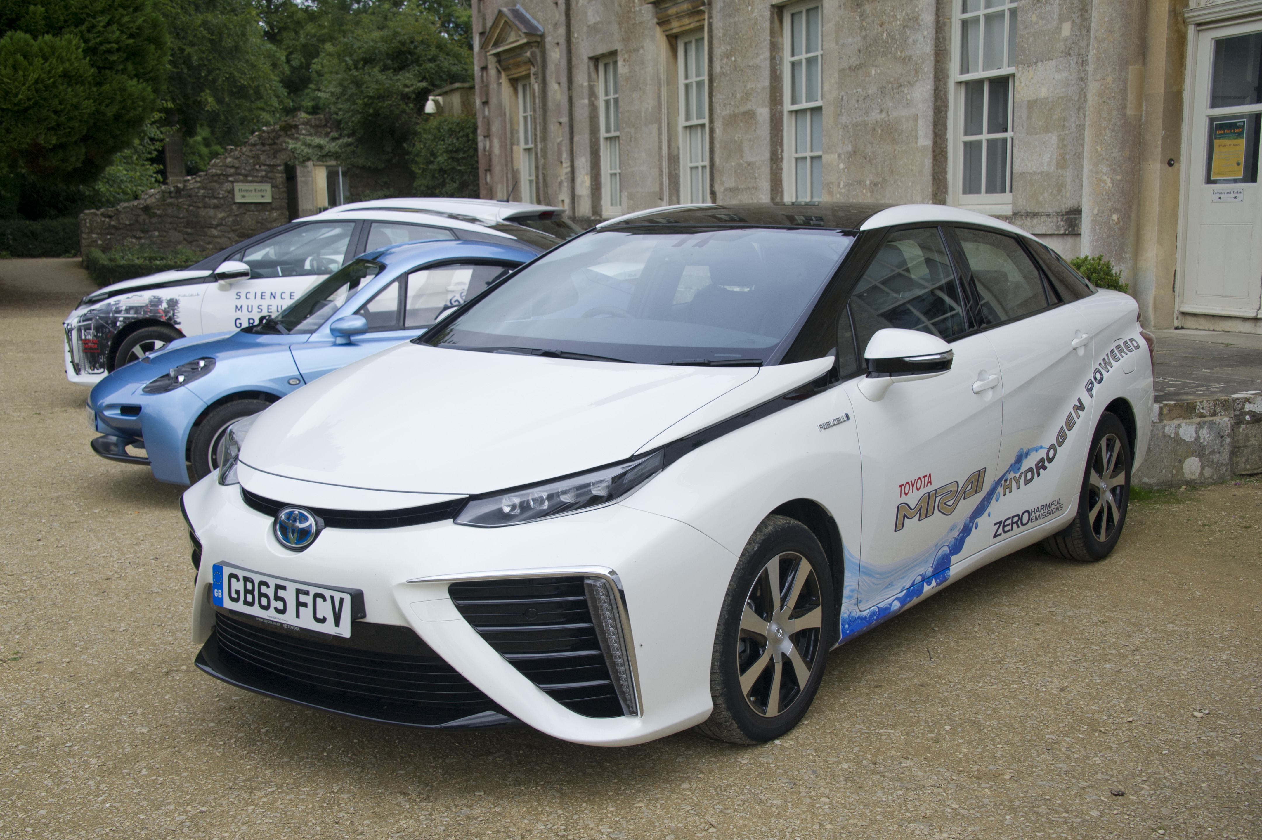 An introduction to hydrogen vehicles  How they work