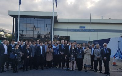 Hydrogen Hub welcomes China EV100 delegation