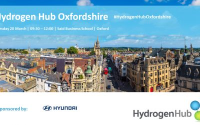 The launch of the Oxfordshire Hydrogen Hub