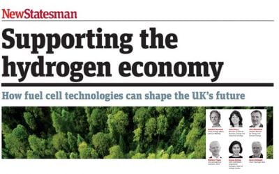 Supporting the hydrogen economy