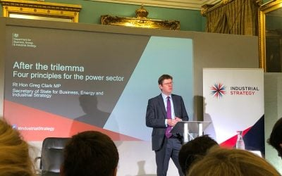 After the Trilemma – Greg Clark announces a new policy direction