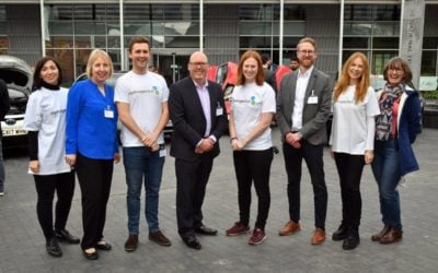 HYDROGEN CAR ROADSHOW FROM ARVAL COMES TO OXFORD ON MAY 17